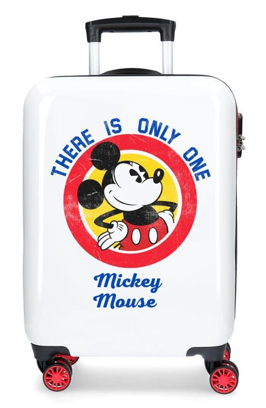 Cestovný kufor ABS Mickey Magic only one 55 cm