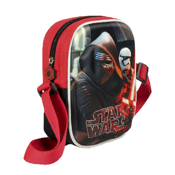 3410880e55 Taška cez rameno 3D Star Wars Kylo Ren 18 cm