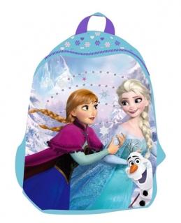 8e458d4480 Detský batoh Ľadové Kráľovstvo Anna a Elsa 29 cm empty