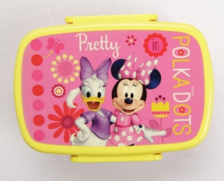 Box na desiatu Minnie Mouse