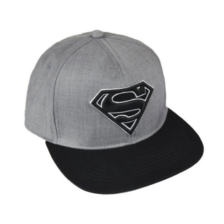 Šiltovka Superman black vel. 58