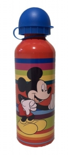 ALU fľaša Mickey red 500 ml