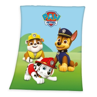Fleece deka Paw Patrol 130/160