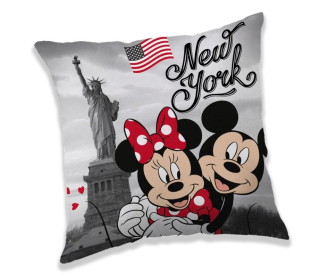 Vankúšik Mickey a Minnie New York 40/40
